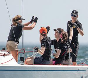 The Dalhousie Sailing Team